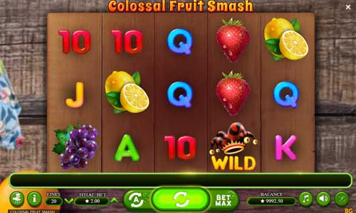 Colossal Fruit Smash free slot