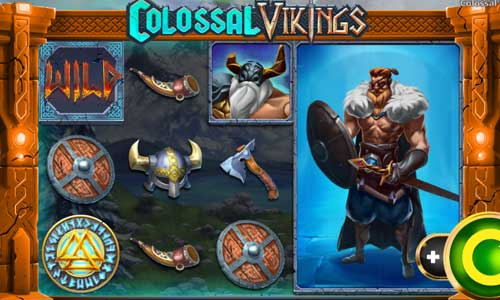 Colossal Vikings free slot