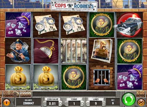 Cops N Robbers free slot