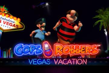 Cops N Robbers Vegas Vacation