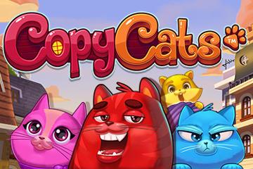 Copy Cats slot Net Entertainment