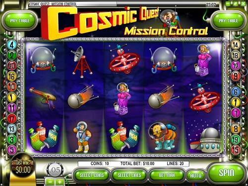 Cosmic Quest free slot