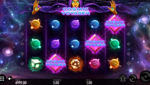 Cosmic Voyager new slot