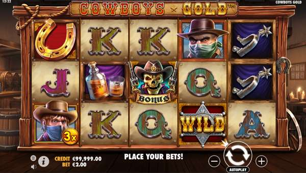 Info about Cowboys Gold