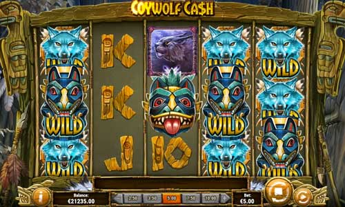 Coywolf Cash free slot