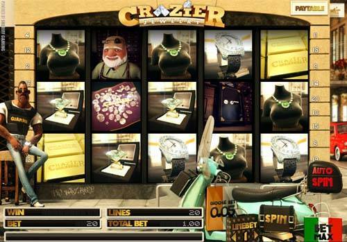 Crazier Jewelry free slot