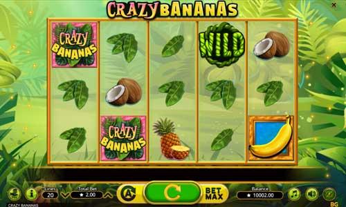 Crazy Bananas casino slot