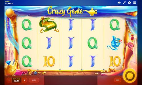 Crazy Genie free slot