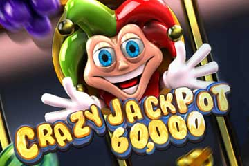 Crazy Jackpot 60000 slot Betsoft