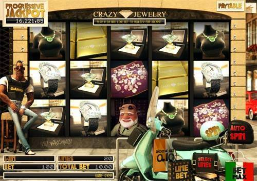 Crazy Jewelry free slot