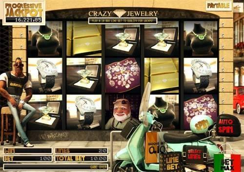 Crazy Jewelry free slot