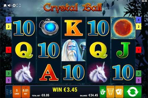 Crystal Ball free slot