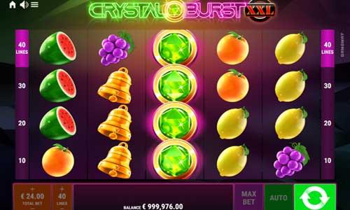 Crystal Burst XXLwin both ways slot