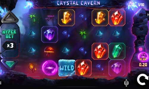 Crystal Cavern free slot