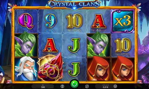 Crystal Clans free slot