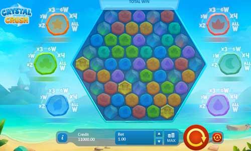 Crystal Crush free slot
