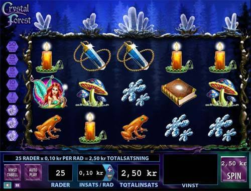 Crystal Forest free slot