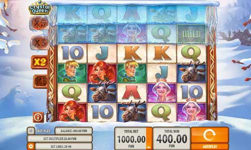 Crystal Queen free slot
