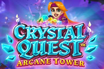 Crystal Quest Arcane Tower slot coming soon