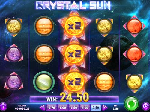 Crystal Sunwin both ways slot