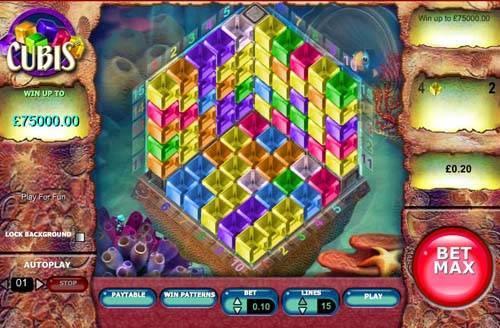Cubis free slot