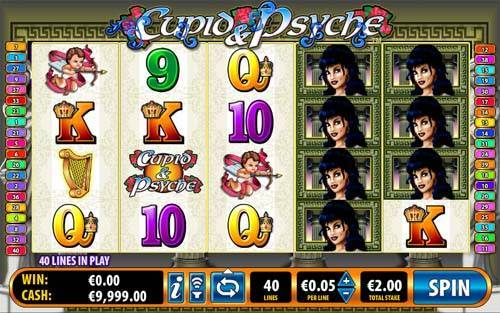 Cupid and Psyche free slot
