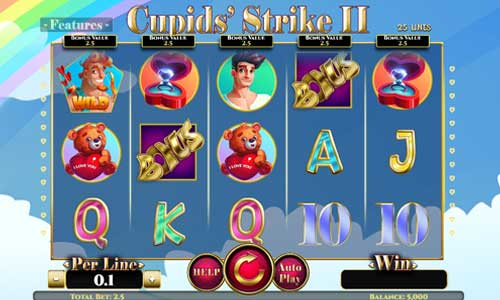 Cupid Strike 2 free slot