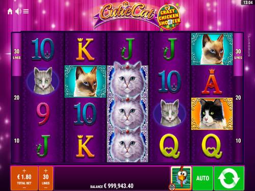 Cutie Cat free slot