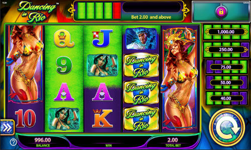 Samba Carnival Slots - Play for Free in Your Web Browser