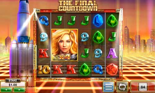 Danger High Voltage 2 The Final Countdown free slot