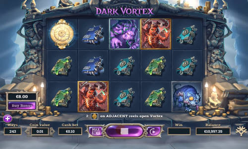 Dark Vortex free slot