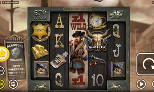 Deadwood casino slot