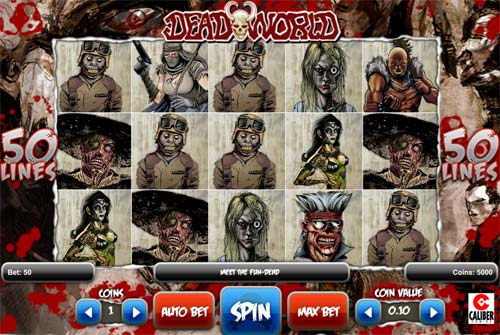 Deadworld free slot