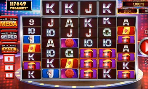 Deal or No Deal Megawaysjackpot slot