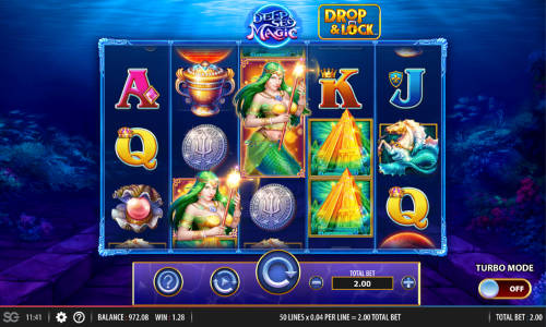 Deep Sea Magic free slot