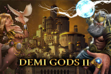Demi Gods II slot Spinomenal
