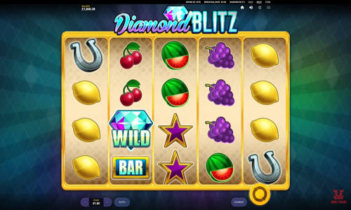 Diamond Blitz free slot