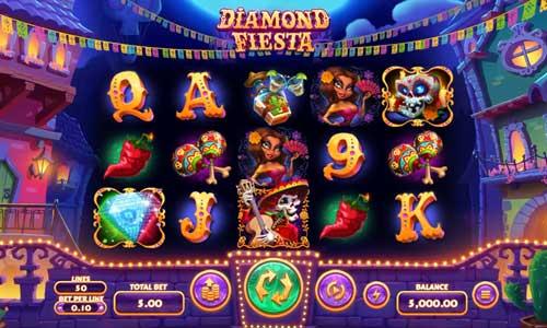 Diamond Fiesta free slot