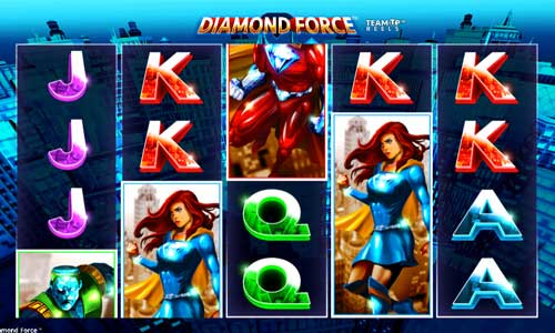 Diamond Force free slot