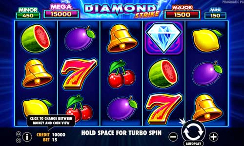 Diamond Strike free slot