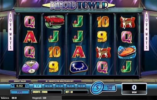 Diamond Tower casino slot
