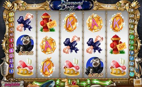 Diamond Dogs free slot