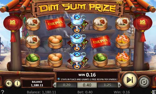 Dim Sum Prize free slot