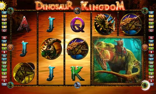 Dinosaur Kingdom free slot