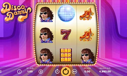 Disco Danny free slot