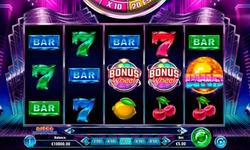Disco Diamonds free slot