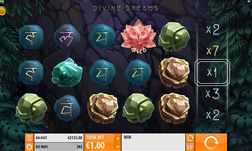 Divine Dreams free slot