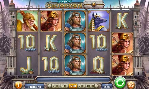 Divine Showdown free slot