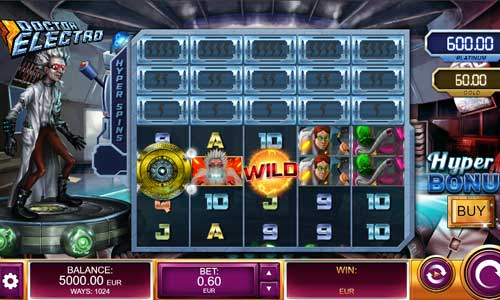 Doctor Electro casino slot