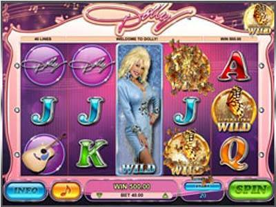 Dolly free slot